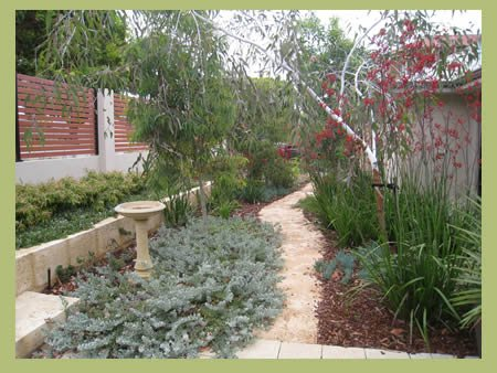Testimonials garden deva customer testimonials garden for Garden design ideas perth wa