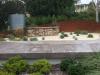 gabion and gravel garden Hardscape by Blake Willis LA
